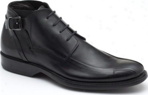 Bacco Bucci Castello (men's) - Black Calf