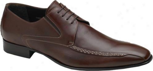 Bacco Bucci Centerno (men's) - Brown Calf