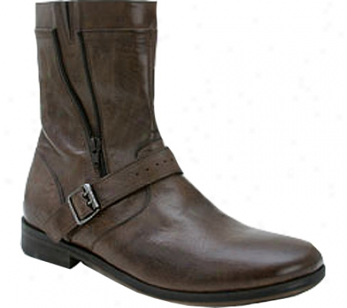 Bacco Bucci Hamikton (men's) - Dark Brown Calf