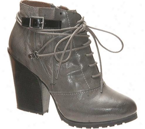 Bacio 61 Pesanti (women's) - Dust Grey Leather