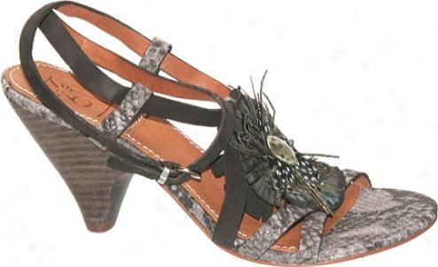 Bacio 61 Tombolo (women's) - Dark Brown Leather