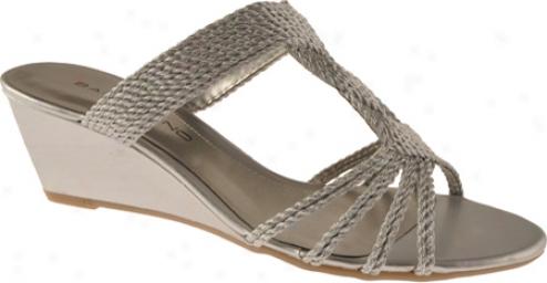 Bandolino Adeline (women's) - Silver Fabric