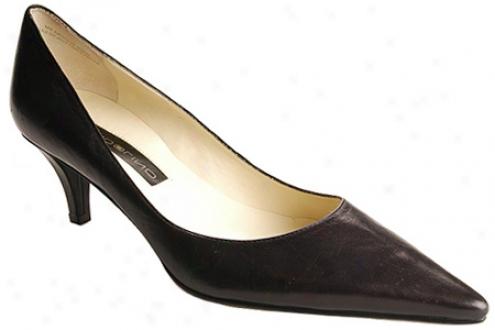 Bandolino Berry (women'q) - Black Leather