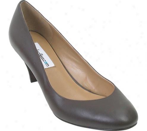 Barefoot Tess Basic (women's) - Brown Leater