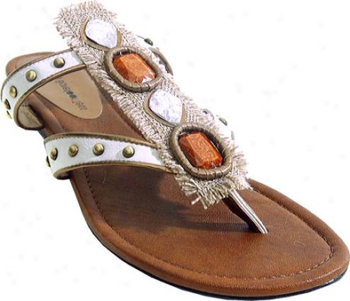 Barefoot Tess Venice (women's) - Natural Pu