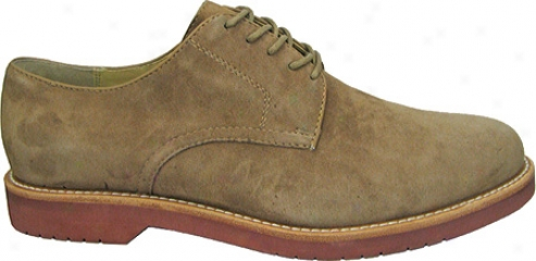 Bass Buckingham (men's) - Taupe Kid Suede