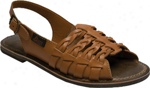 Bass Mendy (women's) - Simple Brown Atanaco Leather