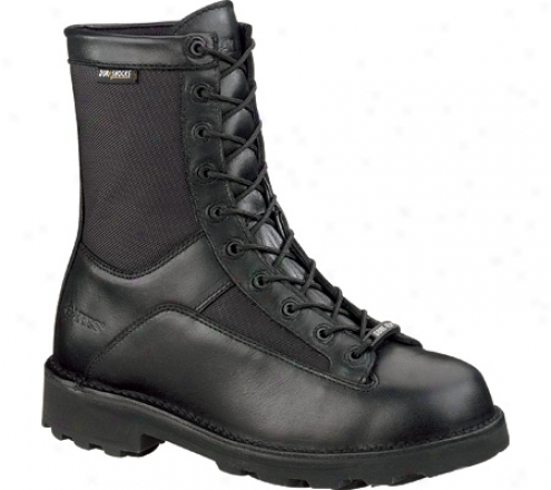 """bates 8"""" Durashocks Gors-tex Lace Toe E031 (men's) - Black"""