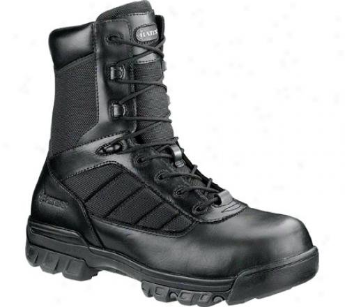 """bates 8"""" Tactical Sport Compounded Toe Sidd Zip E02263 (men's) - Black"""