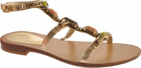 Bcbgeneration Gibbons (women's) - Gold Metallic Vachetta