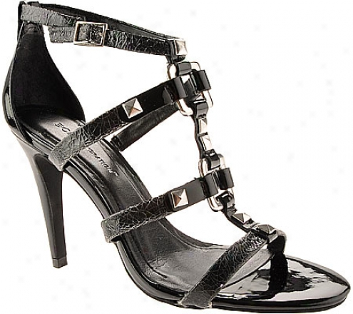 Bcbgeneration Lory (women's) - Black Patent