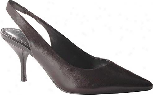 Bcbgirls Lenon (women's) - Black/veg Tan Leather