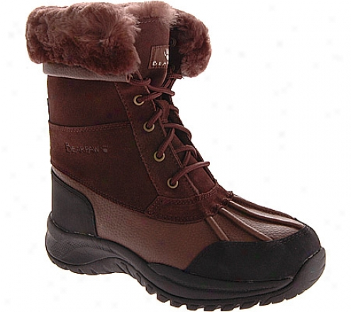 Bearpaw Stowe (boys') - Chocolate