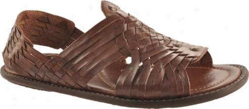 Bed Stu El Duque (men's) - Brown Vegetable Leather