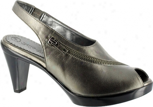 Bella Vita Snappy (women's) - Pewter Leather