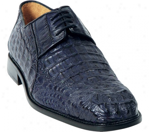 Belvedere Coppola (men's) - Navy Crocodile