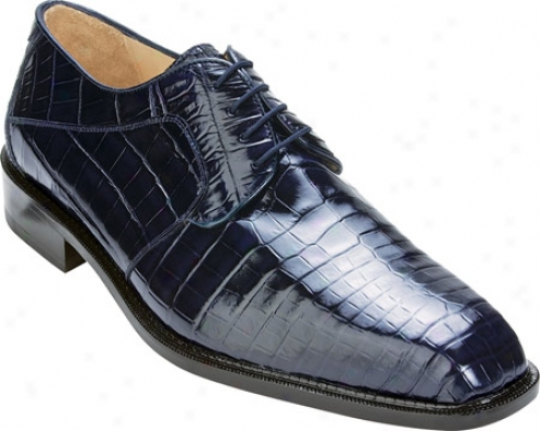 Belvedere Panda (men's) - Navy Crocodile