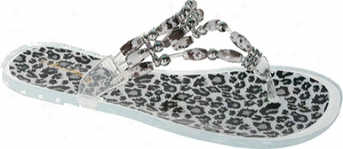 Beston Crystal-04 (women's) - White Plastic