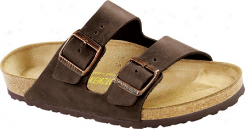 Birkenstock Arizona Nubuck - Antique Peat Nubuck