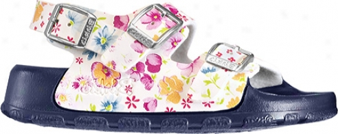 Birki's Aruba (infant Girls') - Magic Flower White