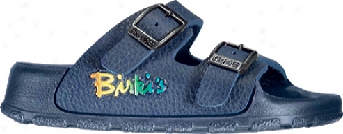 Birki's Haiti (infants') - Basic Navy