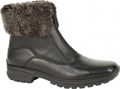 Blondo Nourlat (women's) - Black Tennessee/nappa Ironed Shearling