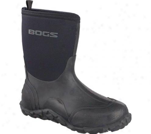 Bogs Classic Mid (women's) - Negro