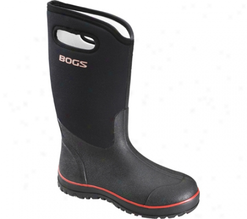 Bogs Classic Ultra High (men's) - Black