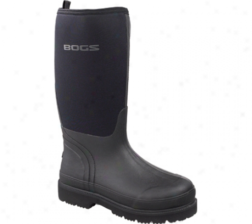 Bogs Rancher (men's) - Black