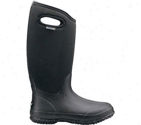 Bogs Ultra High Handles (women's) - Black