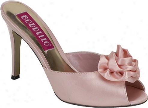 Bordello Rosa 01 (women's) - Baby Pink Satin