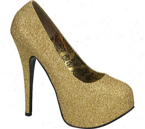 Bordelo Teeze 31g (women's) - Gold Mini Glitter