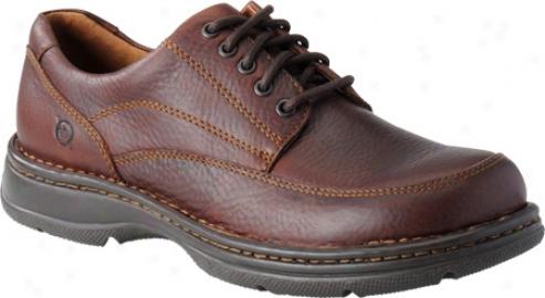 Born Hutchins Ii (men's) - Mahogany Full Grain Leather