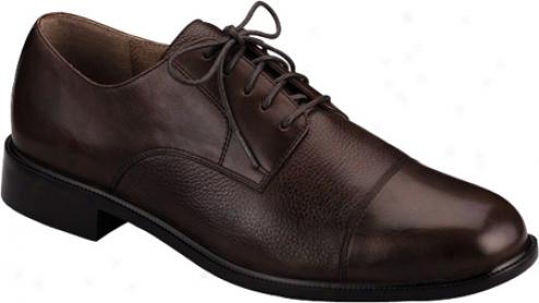 Bostonian Dennison (men's) - Brown Leather