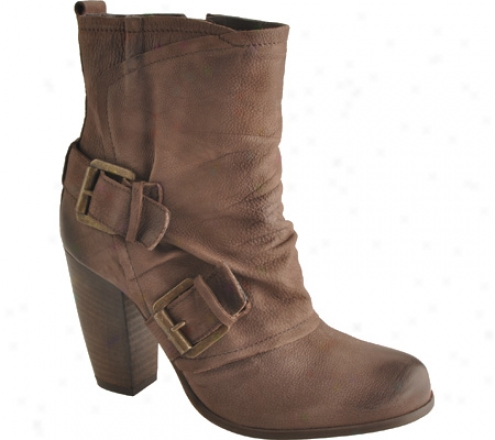 Boutique 9 Dode (women's) - Brown Leather