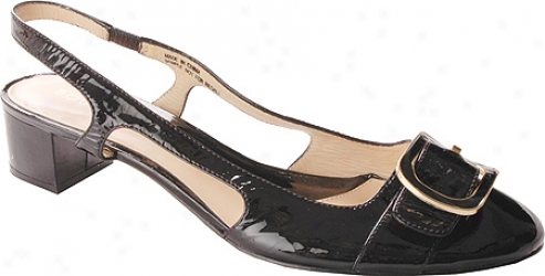 Boutique 9 Edgy (women's) - Black Patent Leather