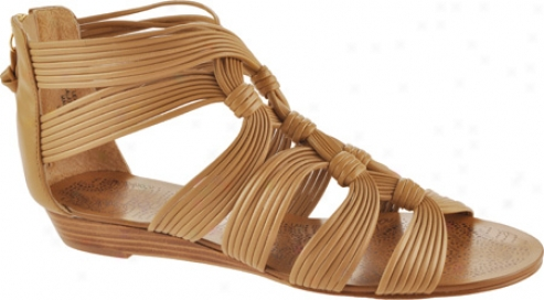 Boutique 9 Percee (women's) - Natural Leather