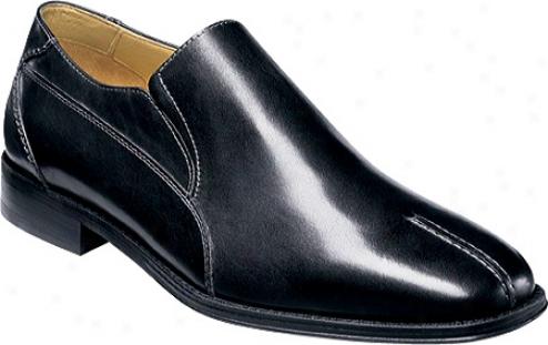 Brass Boot Savoy (men's) - Black Leather