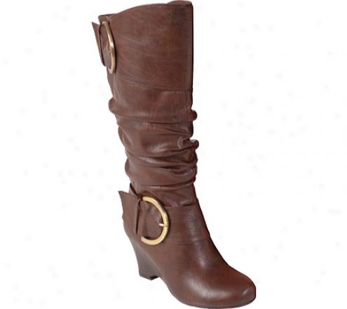 Brinley Co. Irene 7 (women's) - Brown