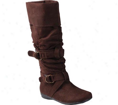Brinley Co. Mildura 12 (women's) - Brown