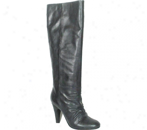 Bronx Toose Day 13681 (women's) - Black Leather