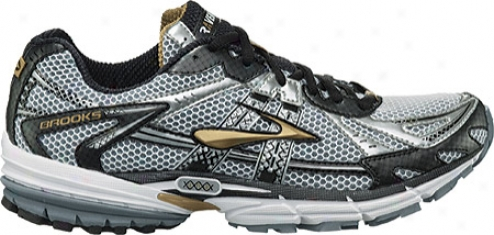 Brooms Ravenna 2 (men's)-  White/black/gold/silver/pavement
