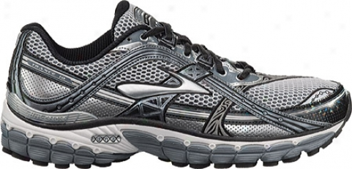 Brooks Trance 10 (men's) - Pavement/silver/black/white