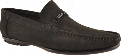 Bruno Magli Gqnsil (men's) - Black Aged Calf