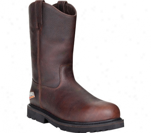 Built In the name of Georgia Boot Bg4314 Zone (men's) - Brown Pull-on