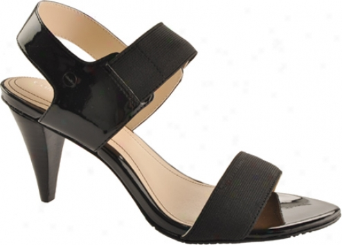Calvin Klein Alise (wome'ns) - Black Patent