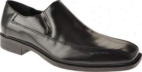 Calvin Klein Fane (men's) - Black Box Leather