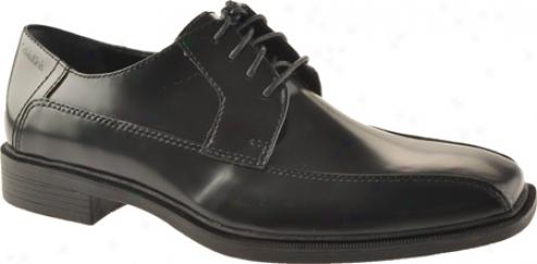 Calvin Klein Fedor (men's) - Black Box Leather