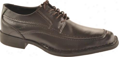 Calvin Klein Gino (men's) - Dark Brown Dress Calf