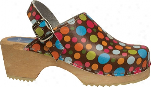Cape Clogs Confetti (infant Girls') - Brown/multi
